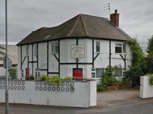 Rosewood Lodge Guest House, Bradley Lane, Bilston. Photo: Google