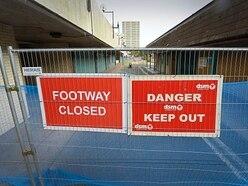 Demolition of rundown Heath Town estate starts