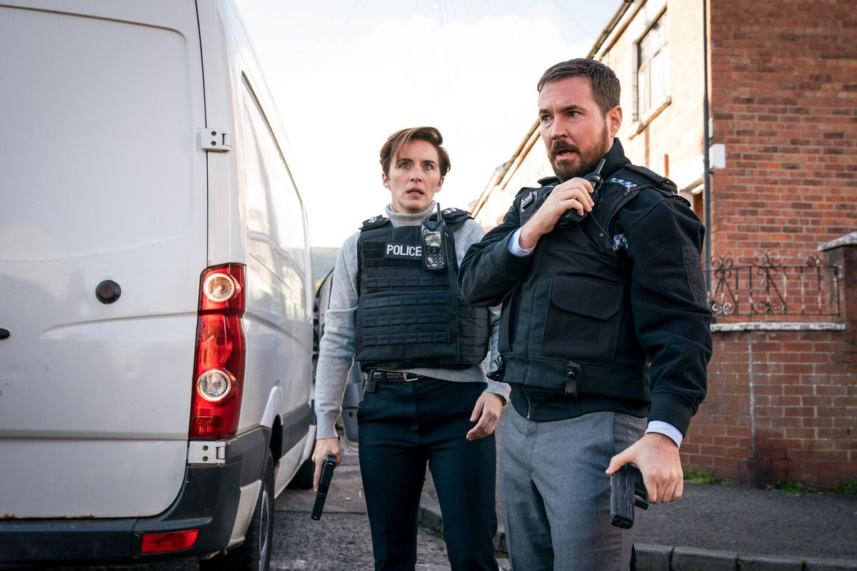 It helps to watch Line of Duty with an expert in police acronyms