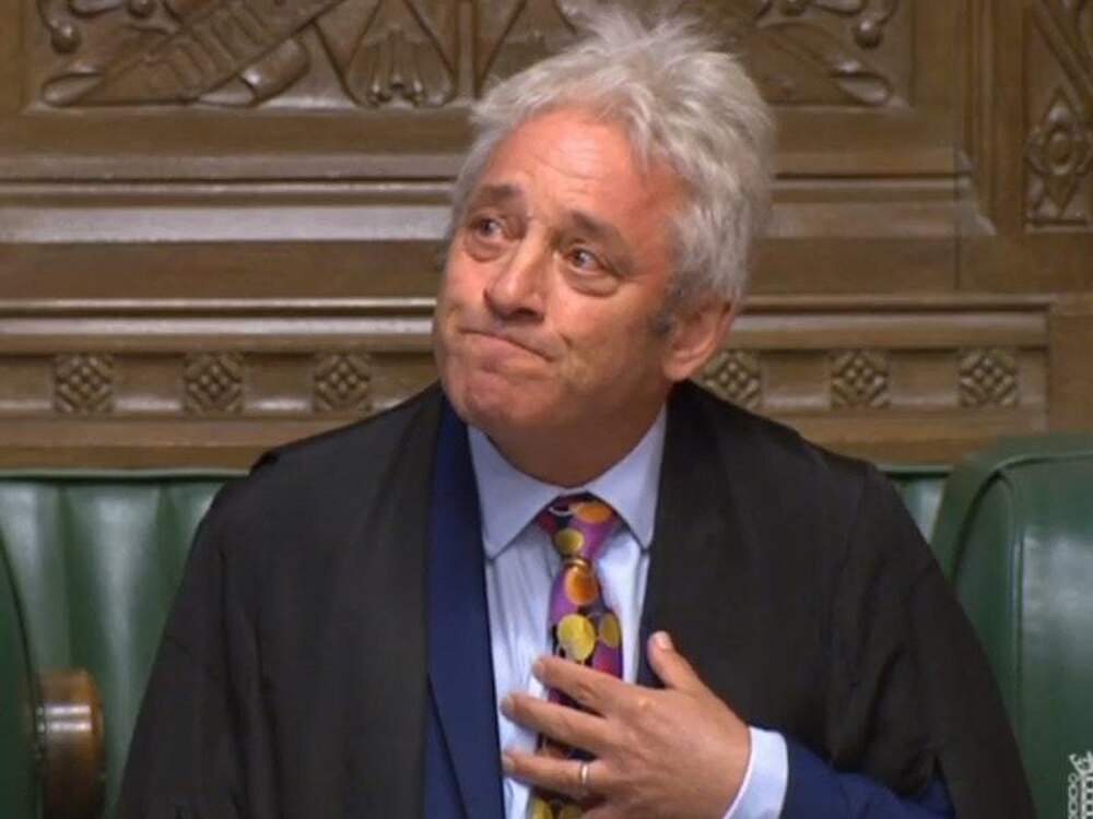 Who could replace John Bercow ...