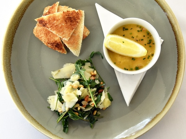 Food review: The Old Vicarage Hotel, Worfield, near Bridgnorth - 3.5 stars