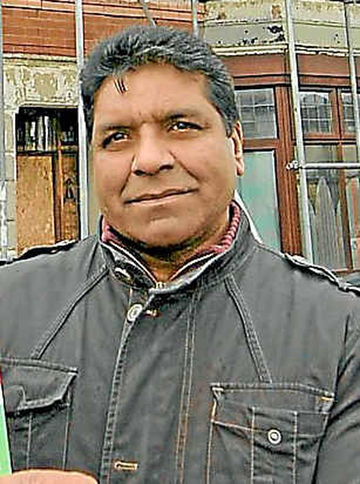 Councillor Elias Mattu