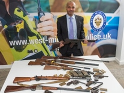245 guns handed in to police during firearms surrender