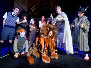 CentreStage theatre group will be performing The Lion The Witch and The Wardrobe on Friday and Saturday at St Andrew's Church in Shifnal