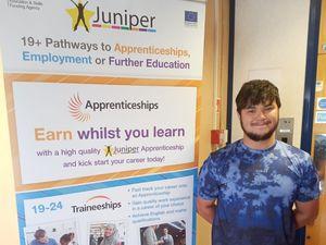 Thomas at Juniper