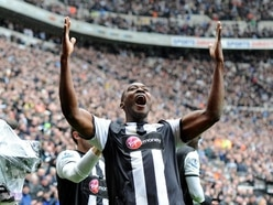 Shola Ameobi is still making Newcastle fans smile three years after leaving the club