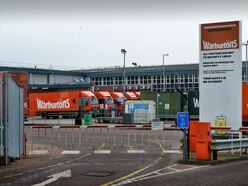 Strike warning from drivers at Warburtons' Wednesbury plant