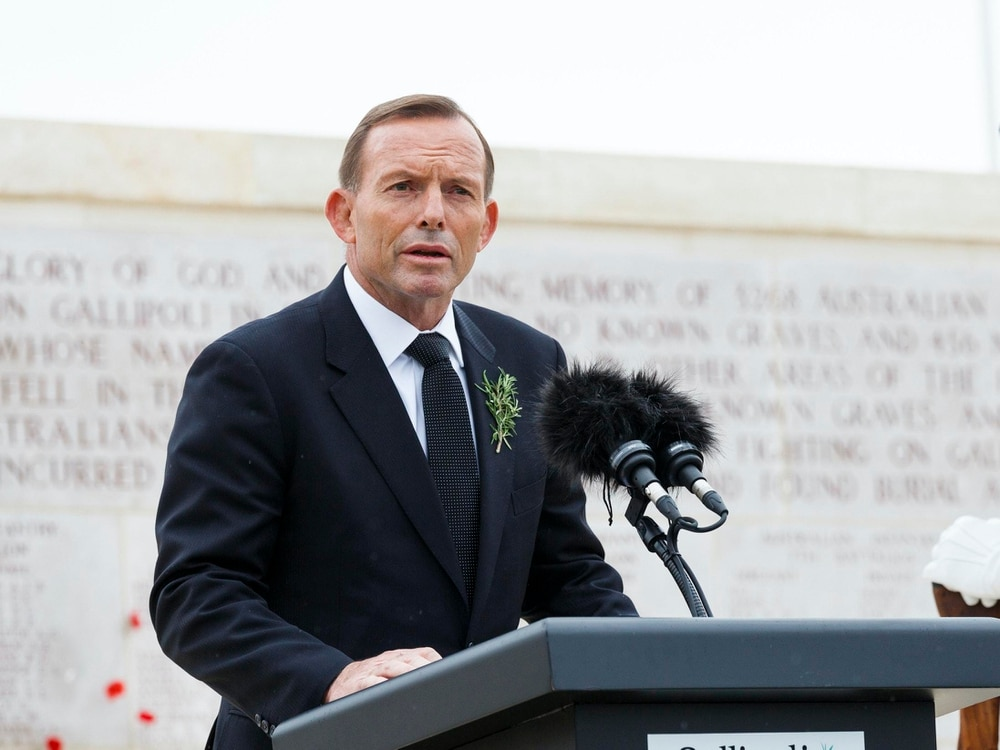 Former PM Tony Abbott Calls For Lockdown And Travel Restrictions To End