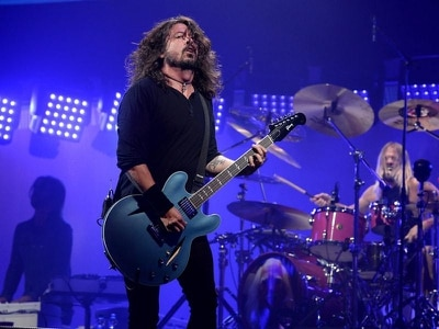 Foo Fighters to play Glasgow Summer Sessions