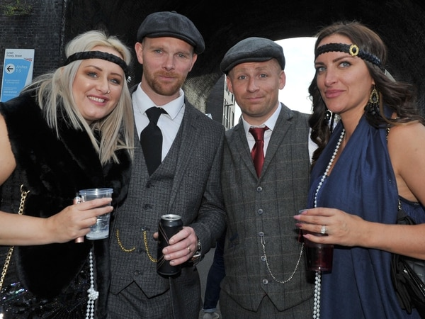 Fans flock to Birmingham for 'first class' Peaky Blinders festival - with PICTURES