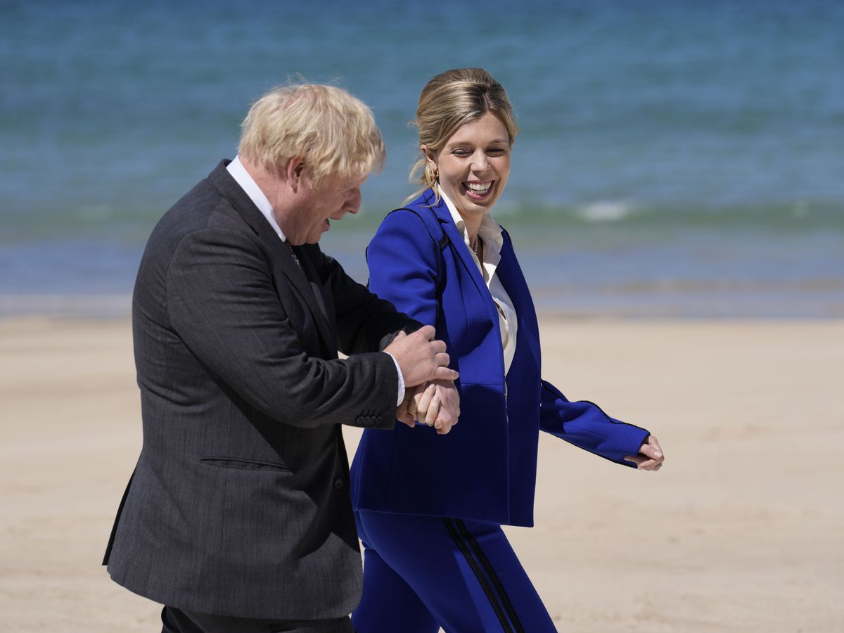 Prime Minister Boris Johnson and his wife Carrie have announced they are expecting a second child