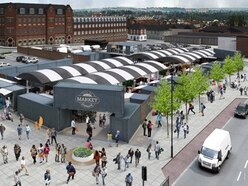 Fresh look at Wolverhampton's new £4.9m market