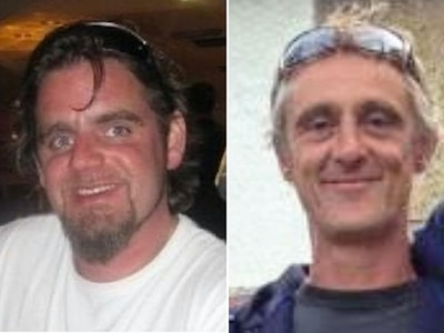 Friends found dead off the coast of Sussex named by police