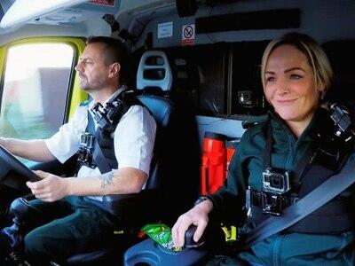 £3k raised for paramedics stabbed in Wolverhampton