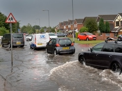 Region hit by flash flooding again as storm warnings continue