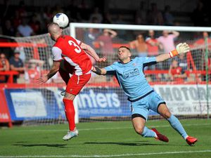 Stafford Rangers stun the Harriers, but Chasetown are out
