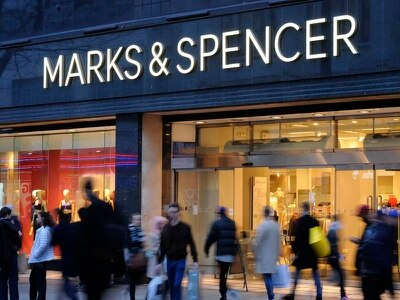 Marks & Spencer swings axe on more than 100 stores