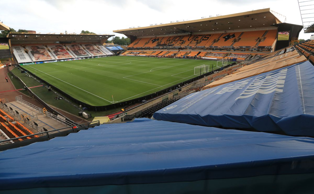 A general view of Molineux (PA)