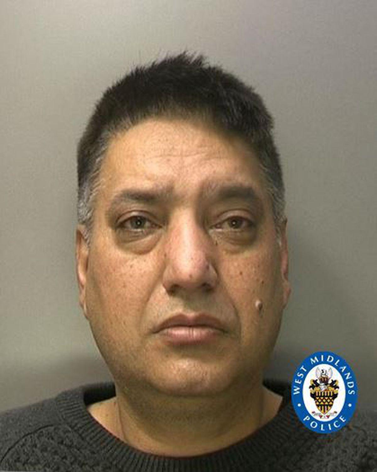 Satnam Singh - jailed for nine years