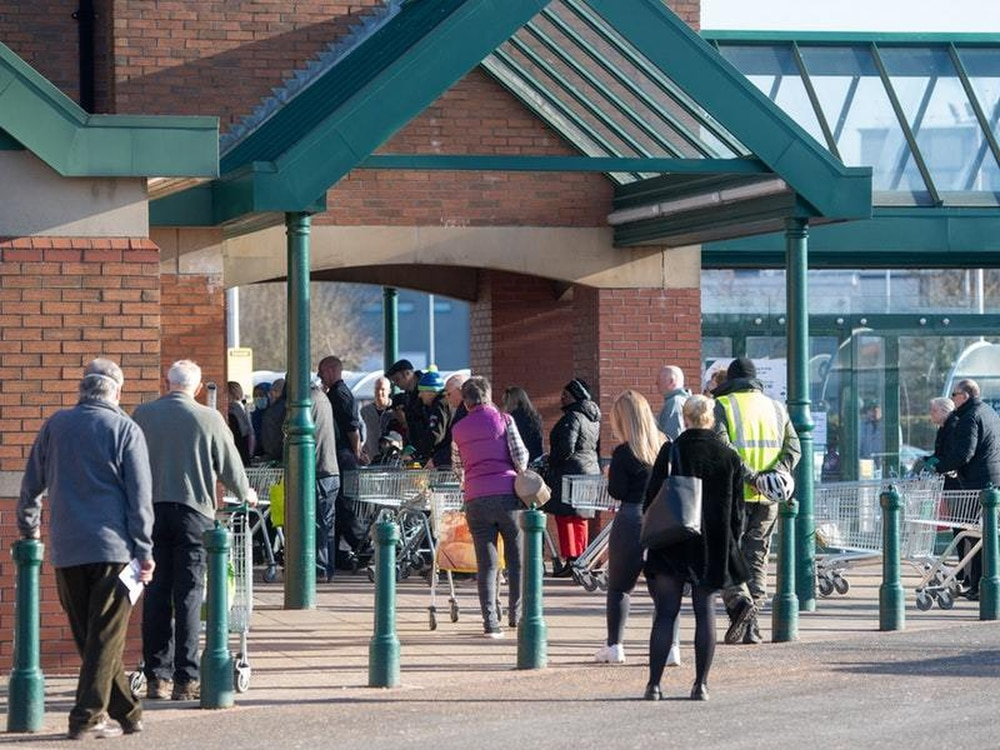 Hardworking Morrisons staff to get huge coronavirus bonus