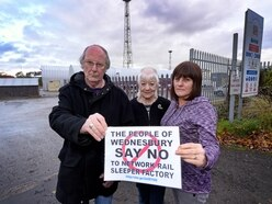 Backtrack over Bescot sleeper factory following major opposition