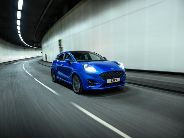 UK Drive: Ford's new Puma storms to the top of its class