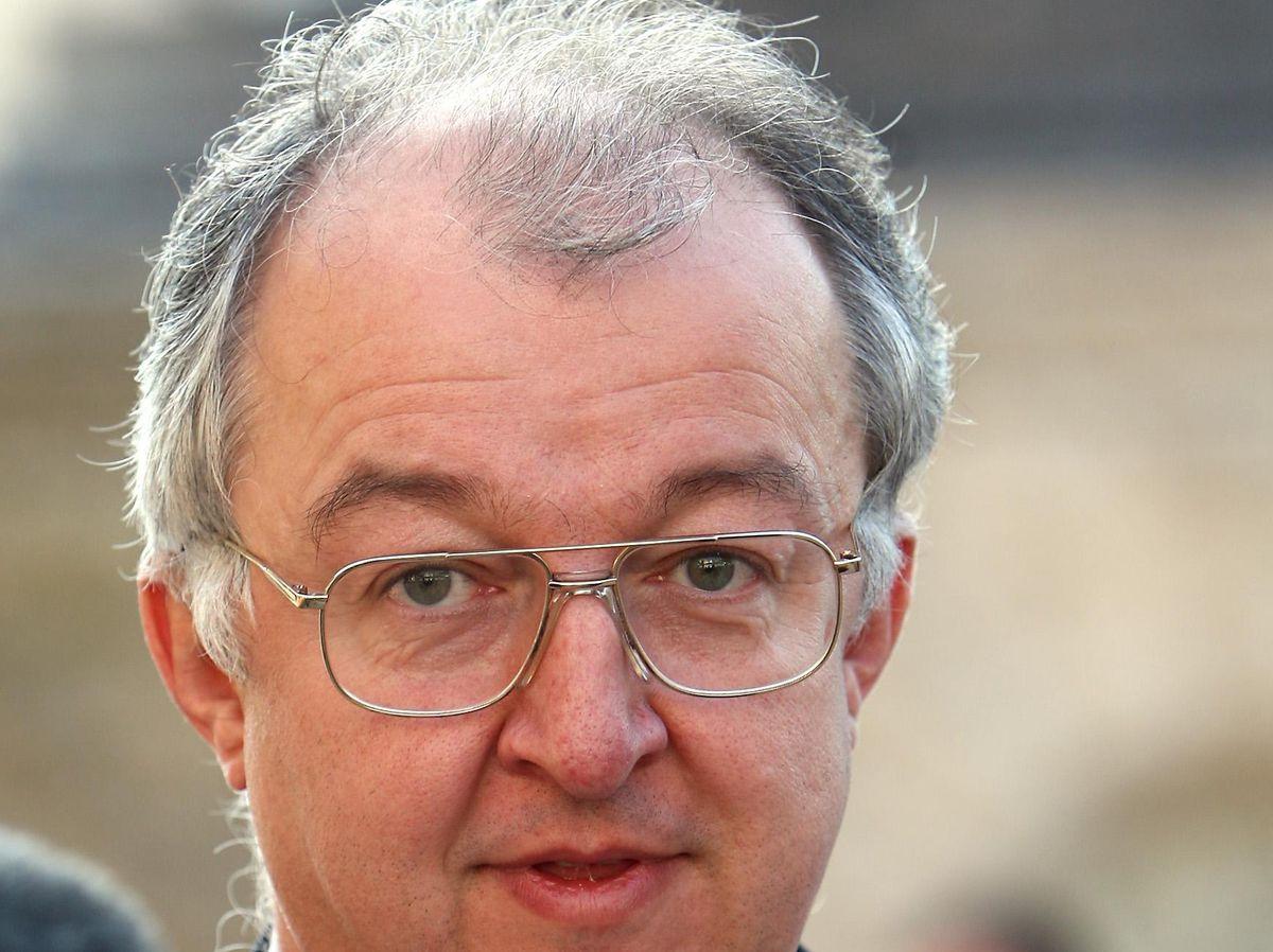 Former Liberal Democrat MP John Hemming