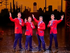 Jersey Boys, Wolverhampton Grand Theatre - review with pictures
