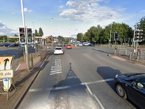 Traffic is set to be disrupted as the works take place on the Nechells Lane junction (Image by Google Street Map)