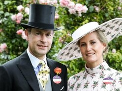 Edward and Sophie celebrate 20 years of marriage