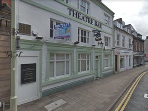 Former Theatre Bar In Eastgate Street Stafford. Photo: Google
