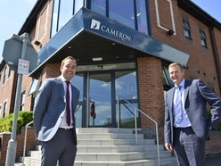 Recruitment drive at growing building company