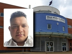 Man admits killing after body found in car driven to West Bromwich police station