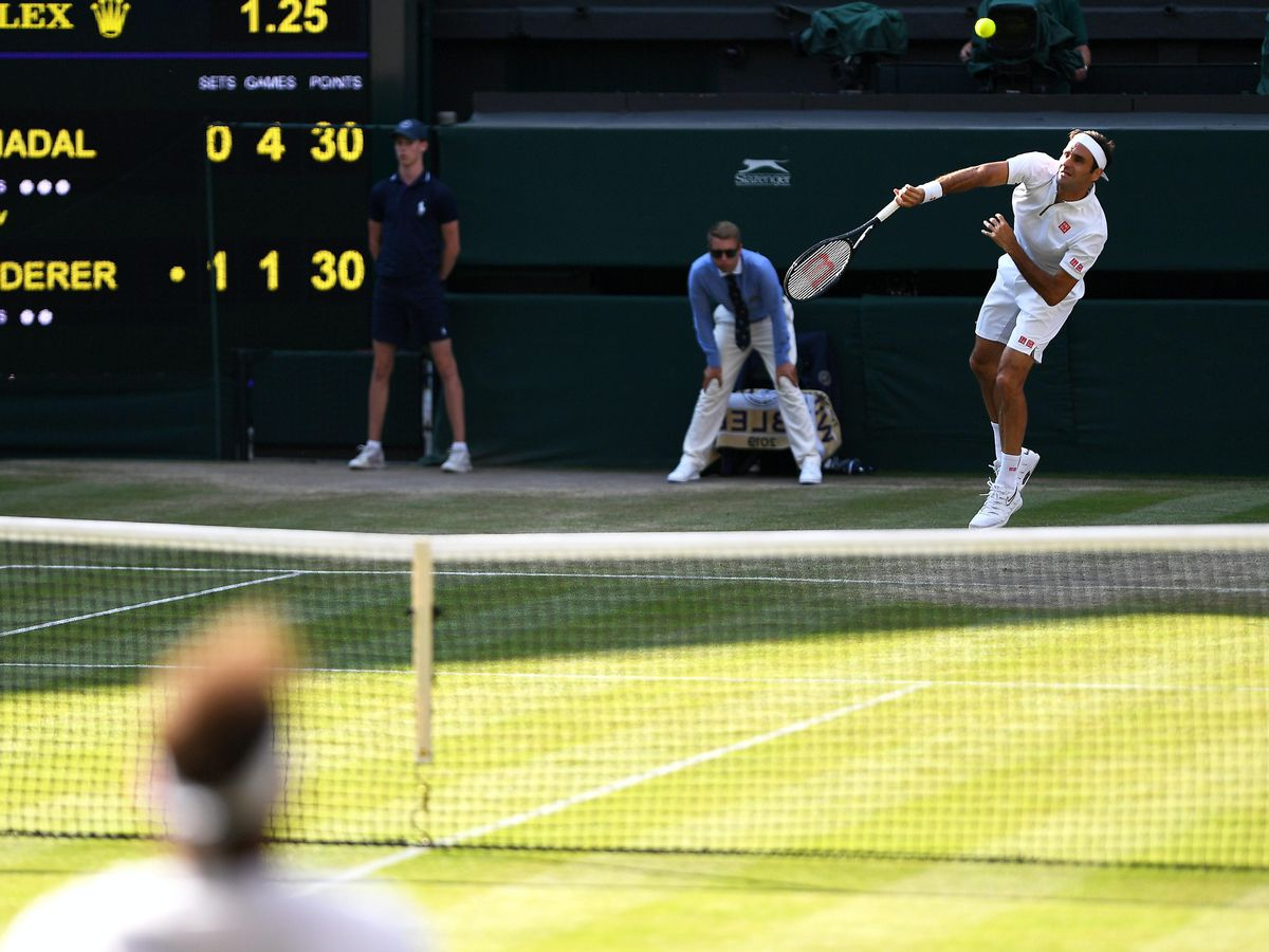 Wimbledon is the highest-profile event to be affected by coronavirus
