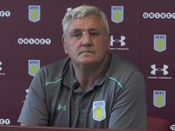 Championship play-off final: Aston Villa boss Steve Bruce discusses the game - VIDEO