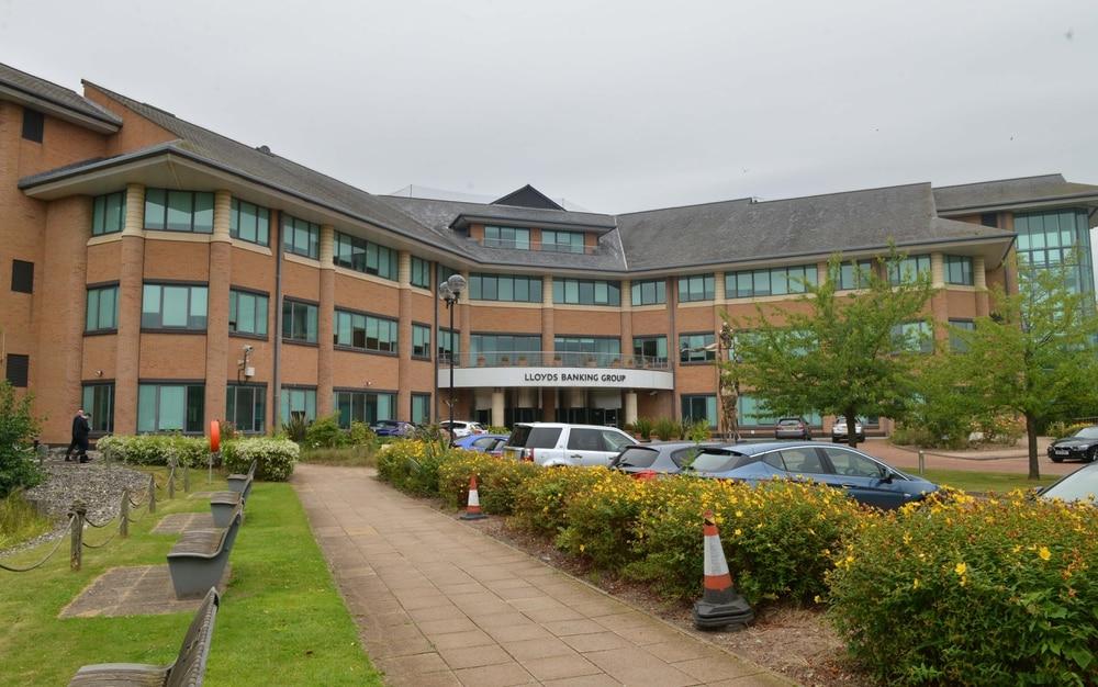 Lloyds Banking Group - Pendeford Business Park, Wobaston Road