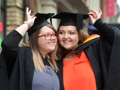 Wolverhampton University graduation: Students don caps and robes at ceremony - with PICTURES and VIDEO