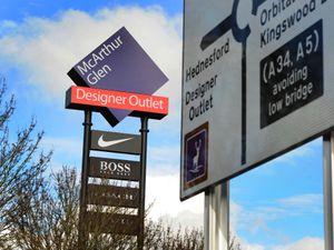 McArthurGlen's Designer Outlet West Midlands