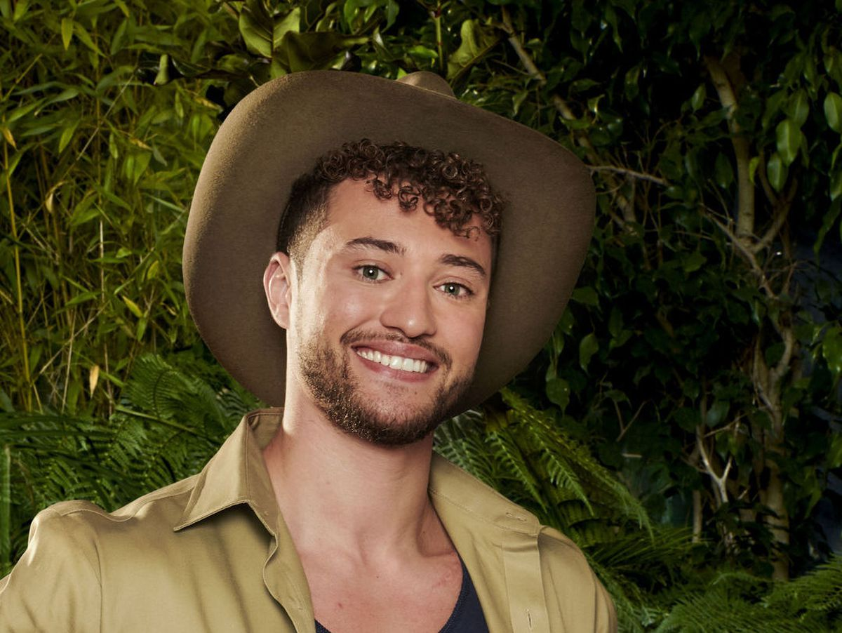 Myles Stephenson of Rak-Su is appearing on I'm A Celebrity... Get Me Out of Here!