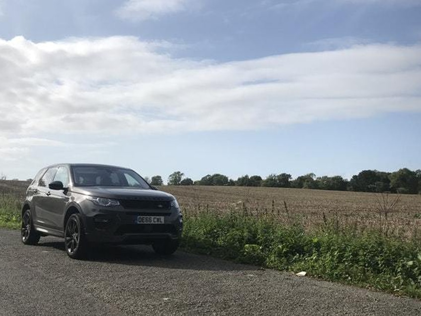 Getting to grips with the Land Rover Discovery Sport's kit