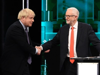 COMMENT: Aimless jousting during Johnson v Corbyn Leaders' Debate