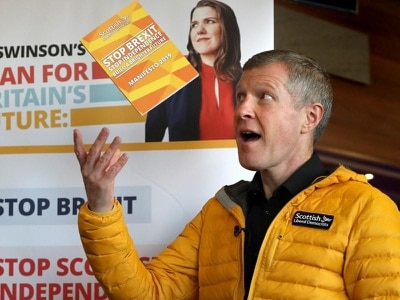 Liberal Democrats have 'changed the debate' on Brexit, Rennie claims