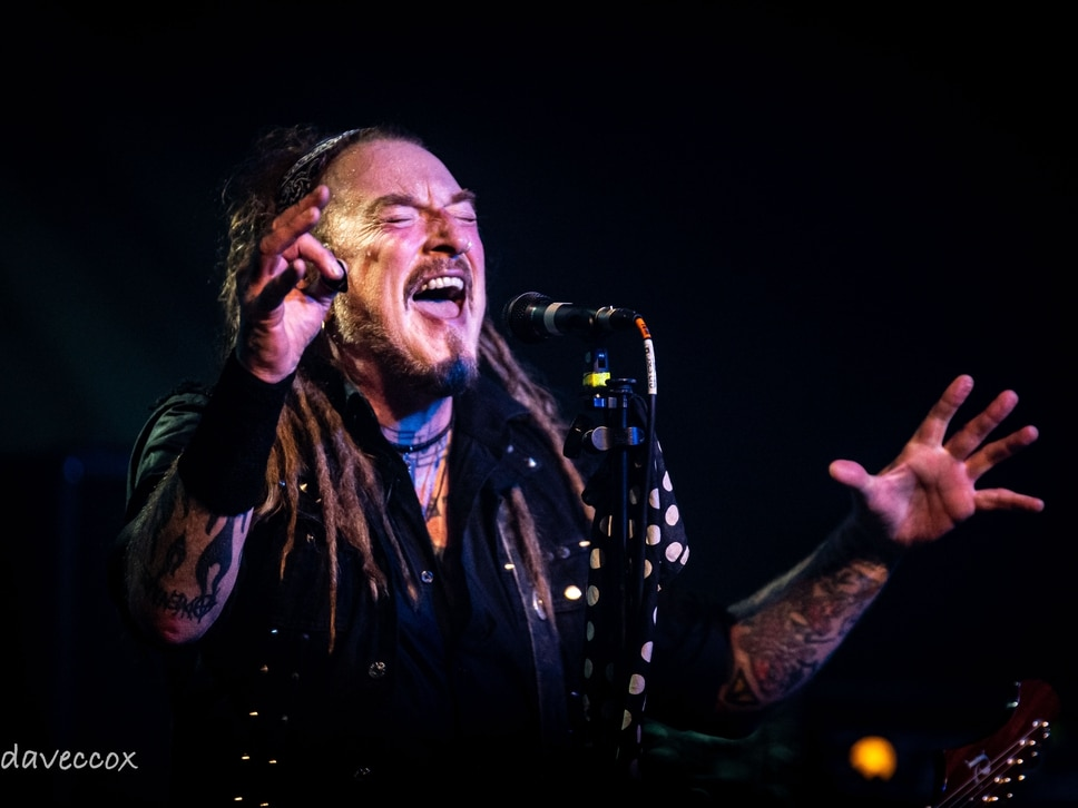 The Wildhearts bring rocking show to Wolverhampton - in pictures