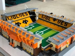 Work of a Wanderer: Wolves father and son recreate the iconic Molineux in lego!