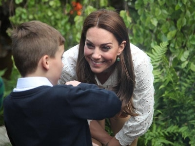 In Pictures: Green-fingered Kate visits Chelsea Flower Show
