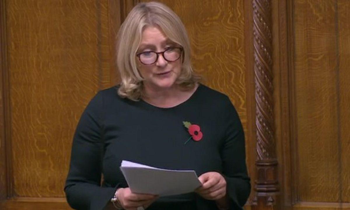 MP Suzanne Webb