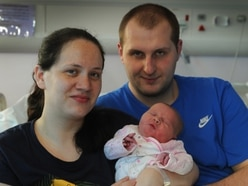 Meet the New Year babies: Bundles of joy for parents across the Black Country