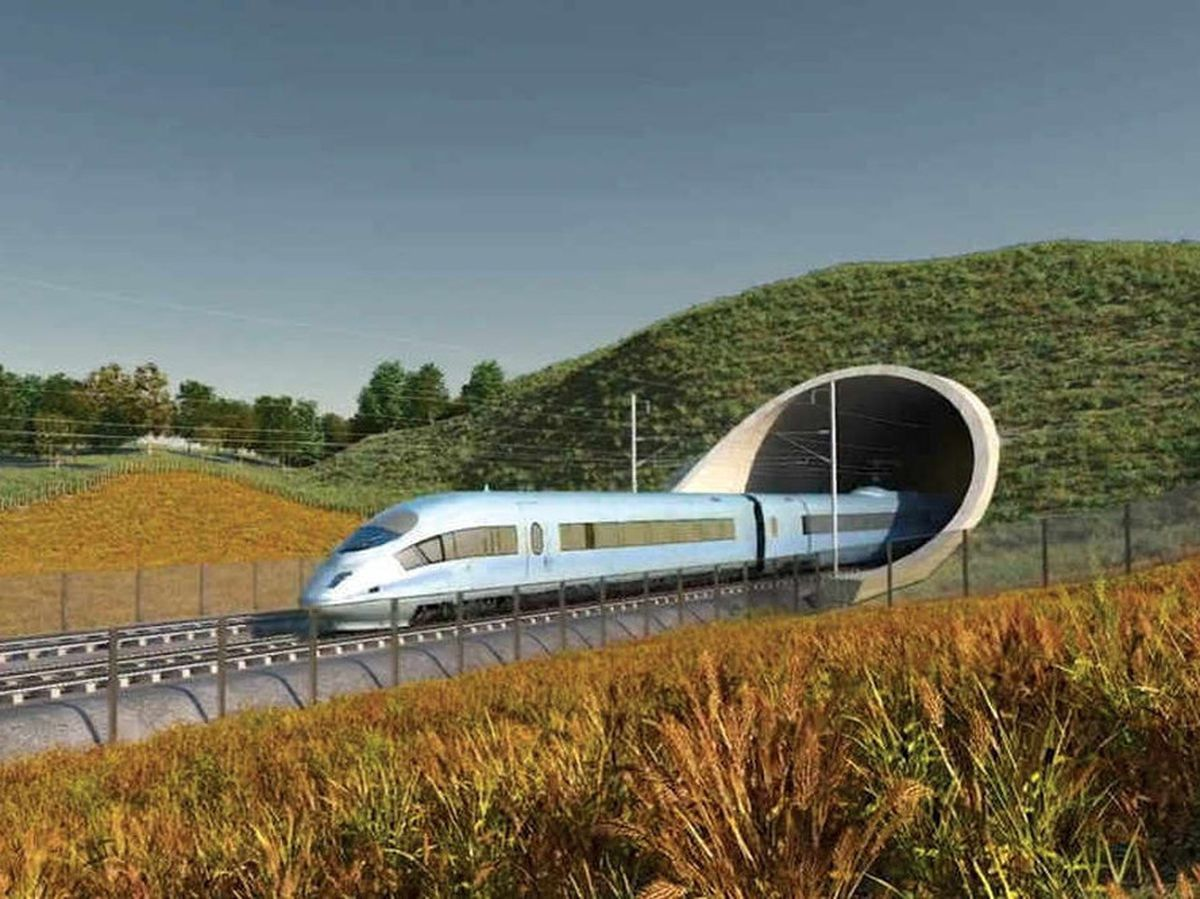 The budget for HS2 has been soaring for years