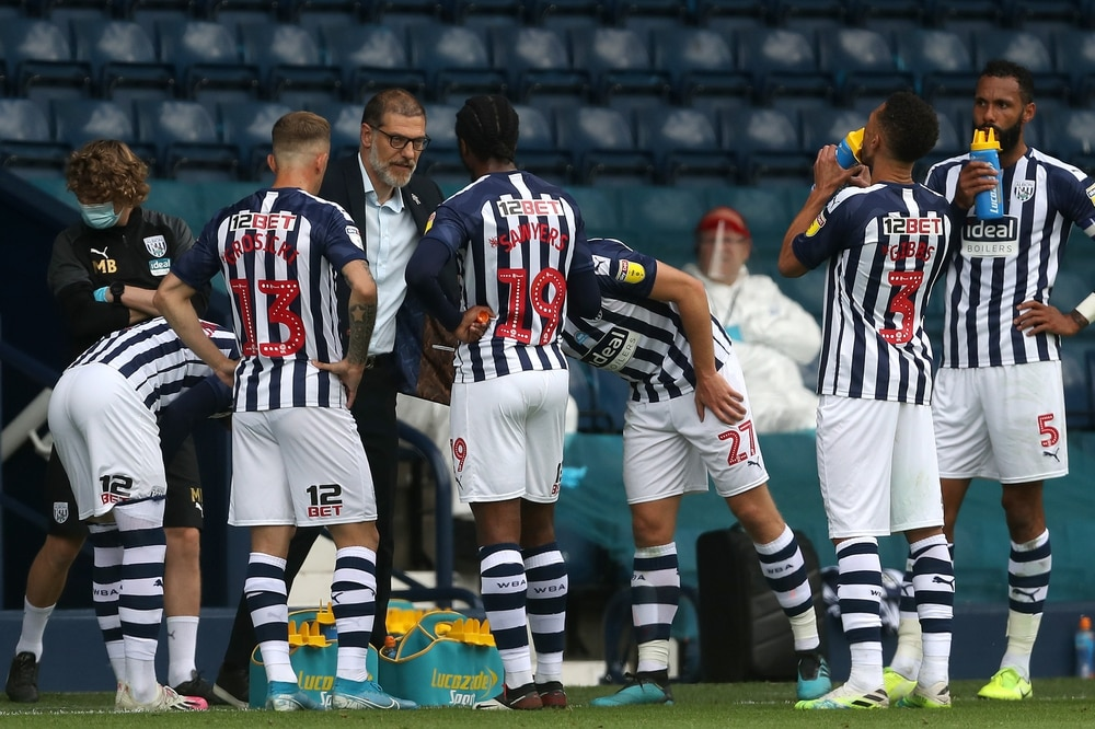 UAE- West Brom held by Fulham in blow to promotion push