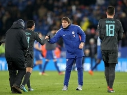 Chelsea boss Antonio Conte targets FA Cup glory after hard-fought Leicester win
